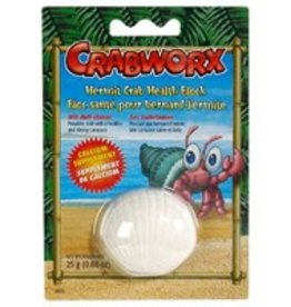 Crabworx Hermit Crab Health Block - 25 g (0.88 oz)