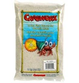 Crabworx Extra Fine White Gravel - 2 kg (4.4 lb)