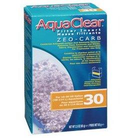 Aqua Clear AquaClear 30 Zeo-Carb Filter Insert, 65 g (2.3 oz)