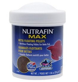 Nutrafin Nutrafin Max Betta Floating Pellets 30 g (1.06 oz)
