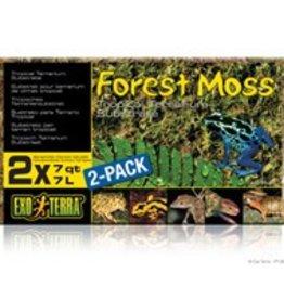 Exo Terra Exo Terra Forest Moss - 2 x 7 qt (2 x 7 L)