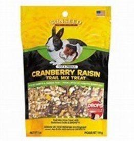 Sunseed Sunseed Prima Trail Treat Cranberry Raisin 5oz
