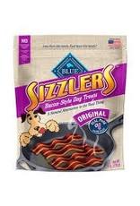 Blue Buffalo Blue Sizzlers Bacon-Style Pork Treats Original Value Size 15oz