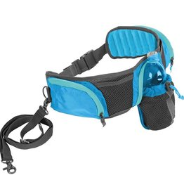 Outward Hound Outward Hound Hands Free Hipster with a 5ft Dog Leash and Storage