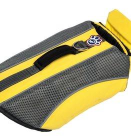 Canada Pooch Canada Pooch Wave Rider Life Vest Yellow XLarge