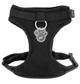 Canada Pooch Canada Pooch Everything Harness- Black Small