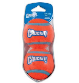 Chuckit ChuckIt! Tennis Ball Shrink Sleeve - Medium 2PK