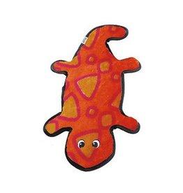 Outward Hound Outward Hound Invincibles Gecko Red/Orange 4 Squeaker