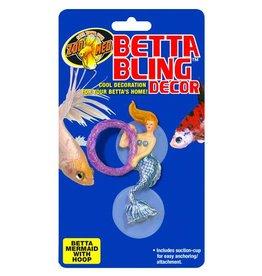 Zoo Med Zoo Med Betta Bling - Mermaid Hoop