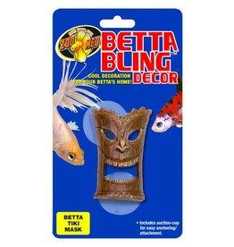 Zoo Med Betta Bling -Tiki Mask