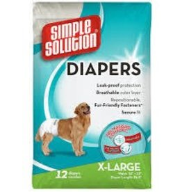 Simple Solution Washable Diaper XL