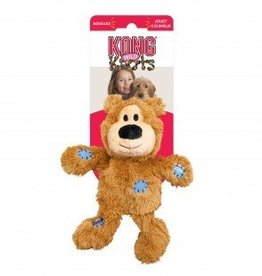 Kong Kong Wild Knots Bear Small
