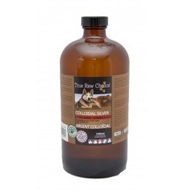 true raw choice TRC Colloidal Silver Cap BULK - 1000ml