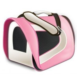 TUFF CRATE Airline Carrier Pink