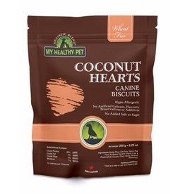 My Healthy Pet Holistic Blend Dog Treats Coconut Hearts 235g