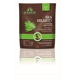 My Healthy Pet Holistic Blend Dog Treats Sea Hearts 235g