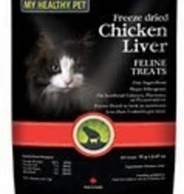 My Healthy Pet Holistic Blend Feline Grain Free Treats Chicken Liver 35g