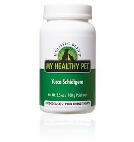 My Healthy Pet Holistic Blend Organic Yucca Powder 100g