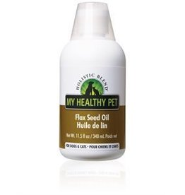 My Healthy Pet Holistic Blend Organic Flax Seed Oil (liquid) 340ml
