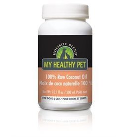 My Healthy Pet Holistic Blend Raw Coconut Oil Supplement 300 ml