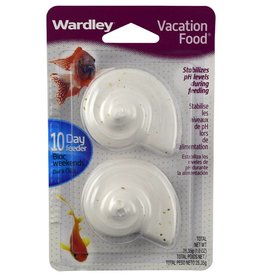 Wardley Wardley Vacation Food 10oz 10 Days 2pk