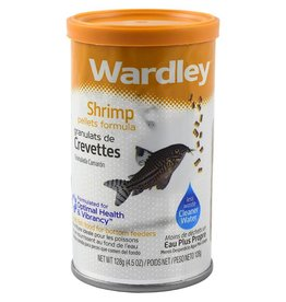 Wardley Wardley Shrimp Pellets 4.5OZ