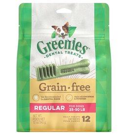 Greenies Greenies Grain Free Regular 12OZ