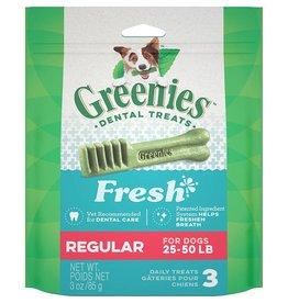 Greenies Greenies Fresh Regular 3OZ