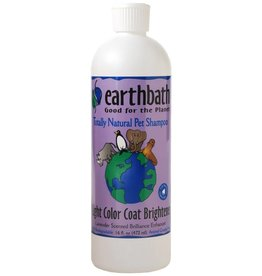 Earthbath Earthbath Light Color Coat Brightener Shampoo 472ML