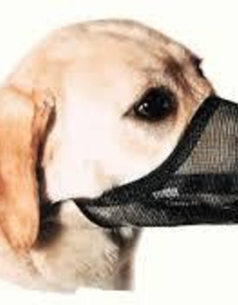 Best fit Mesh Muzzle Size 2