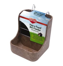 Kaytee Kaytee Hay & Food Bin Feeder