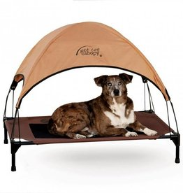 K&H Pet Cot Canopy Small Tan