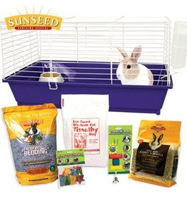 "Sunseed 40"" Rabbit Starter Kit"
