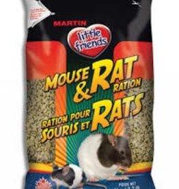 Martin Little Friends Martin Little Friends Mouse & Rat Food 1kg