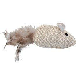 COASTAL Turbo Natural Mouse Cat Toy