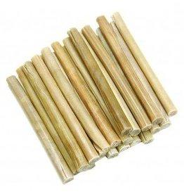 "BURG Pressed Rawhide Rolled Stick 10"""