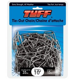 TUFF Tie-Out Chain 3.0M