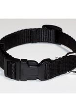"""AK-9 AK-9 Adjustable Collar 5/8 x 14-18"""" BLACK"""