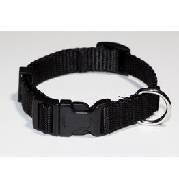 "AK-9 AK-9 Adjustable Collar 5/8 x 14-18"" BLACK"
