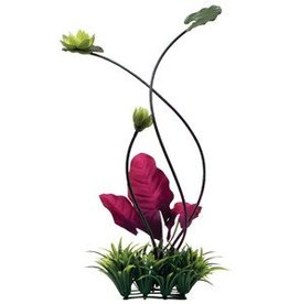 Fluval Fluval Chi Lily Pad and Plant Grass Ornament