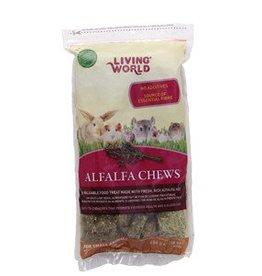 Living World Alfalfa Chews - 454 g (16 oz)