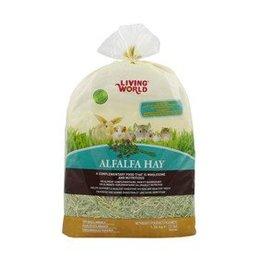 Living World Alfalfa Hay - Extra Large - 1.36 kg (3 lb)