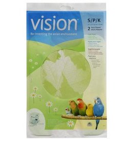 Vision Cage Paper - Small - 2 pack - 430 x 330 mm (17 x 13 in)