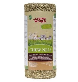 Living World Alfalfa Chew-nels - Small