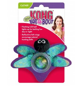 Kong KONG Bat-a-Bout Flicker Firefly Cat Toy