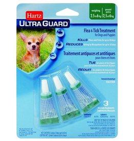 HARTZ Ultra Guard Drops - Dogs 2.5-6kg
