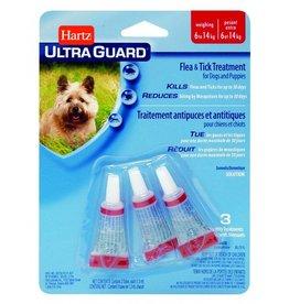 HARTZ Ultra Guard Drops for Dogs 6-14kg