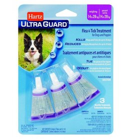 HARTZ Ultra Guard Drops for Dogs 14-28kg