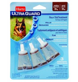 HARTZ Ultra Guard Drops for Dogs over 28kg