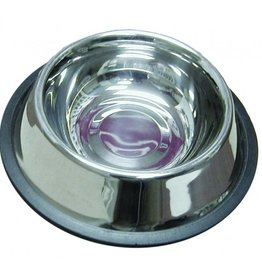 Stainless Steel No Spill Bowl 8oz